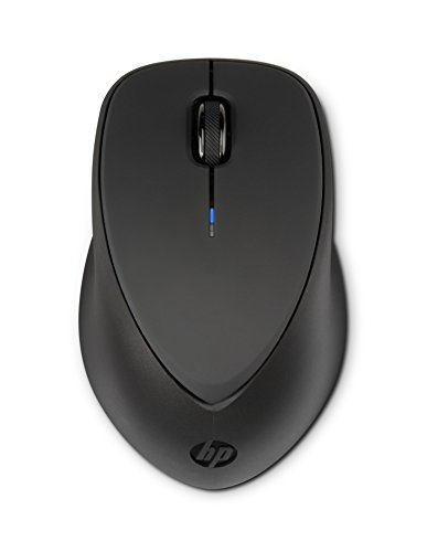 Hp H3T50Aa X4000B Bluetooth-Muis, 1600 Dpi, Zwart