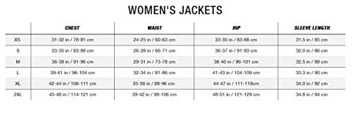 The North Face W Trevail Jkt, Piumino Donna, Nero (TNF Black), S