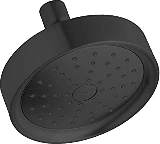 Kohler K-939-G Purist 1.75 GPM Single Function Shower Head with Katalyst Air-ind, Matte Black