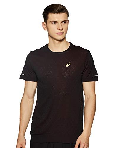 ASICS Gel-Cool SS Top tee 2011a314-011 Camiseta, Negro...