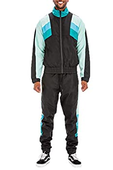 Best mens polyester tracksuit Reviews
