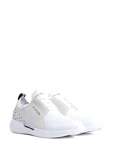 Tommy Hilfiger FM0FM02279 Sneakers Uomo Bianco 43