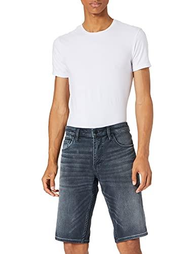 s.Oliver Herren 130.10.104.26.181.2063599 Jeans-Shorts, 58Z7, 36