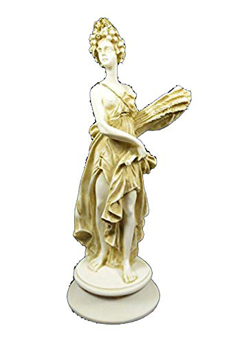 Demeter Skulptur antiken griechischen Göttin der Ernte ab-Statue