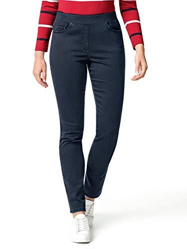 RAPHAELA by BRAX Damen Style Pamina Super Dynamic Jeans, Dark, 46K
