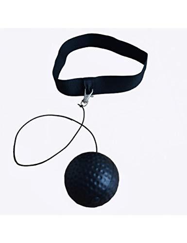 JKDKK Boxball Boxen Reflex Speed Punch Ball Training Hand Auge Koordination Mit Stirnband Verbessern Sie Die Reaktion Muay Thai Gym Trainingsgeräte
