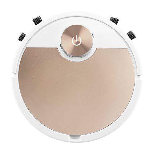 LOVIVER Roboterstaubsauger Bluetooth Verbunden, 3000Pa Absaugung, Intelligente App Steuerung, 3 in 1, Leise, 2,76