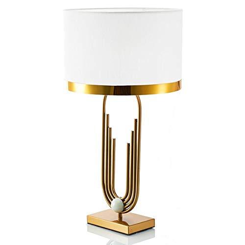 Lfixhssf nieuwe Chinese sfeer goud tafellamp postmodern minimalistisch studio slaapkamer woonkamer tafellamp Lfixhssf