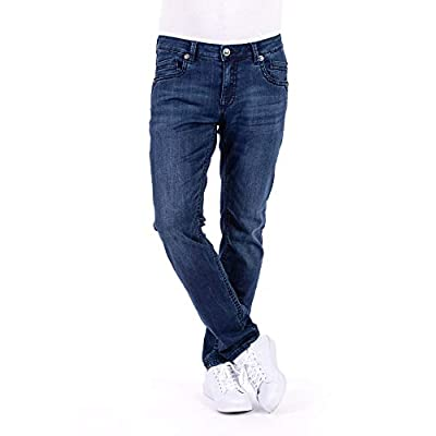 Blue Monkey Jeans Herren Freddy Bla