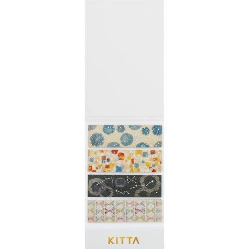 小さく持てるマスキングテープ KITTA チョウ KITH003