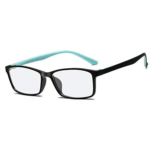 Embryform Gafas Neutras para PC, Smartphone, TV y Gaming | Eliminan la fatiga y la irritación visual | Gafas ANTI LUZ AZUL y UV para Pantalla | Filtro luz azul de descanso para pc | Unisex