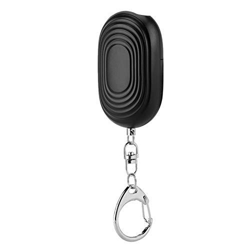 Asixxsix Llavero de Alarma Personal de Alarma de Seguridad de Emergencia, Alarma de Sonido Seguro, Temperatura de Color portátil de 6000 K para Mujeres y Hombres