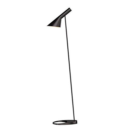 Louis Poulsen AJ Terra Lampe, E27, 60Watt, schwarz