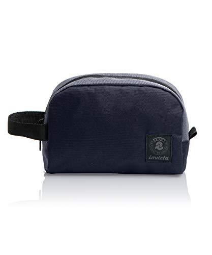 Pouch, Pochette porta oggetti, Invicta, Blu