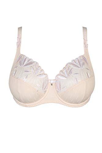 Primadonna 0163150/0163151-GEI Women's Orlando Geisha Pink Embroidered Non-Padded Underwired Full Cup Bra 90G