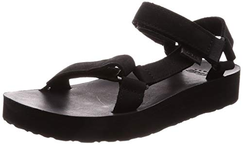 Teva Midform Universal Leather Black 6 B (M)