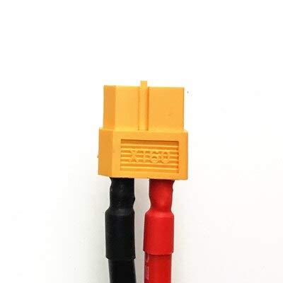 Batería Lipo de 7.4V 2S 2800mAh con Enchufe T para Feilun FT009 RC Juguetes Repuestos para Barcos 7.4V Wltoys 12428 144001 Batería de Lipo de Coche RC Xt60
