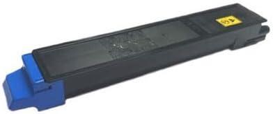 Ink & Toner Spot Compatible Toner Replacement for Kyocera-Mita TK897C, Works with: FS C8520MFP, C8525MFP; TaskAlfa 205c, 255, 255c (Cyan)
