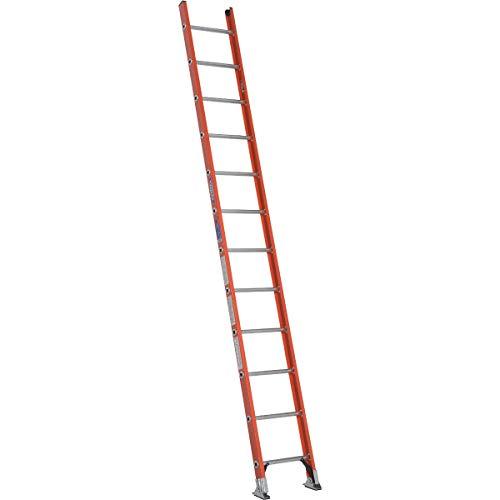 Werner (D6212-1) Single Ladder, Fiberglass