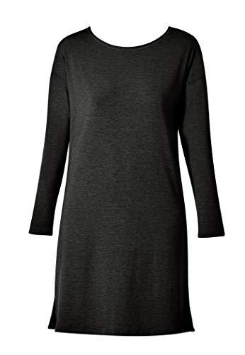 Sylvia Speidel Lingerie Pure Sleepshirt, Bambus 55004 Stephanie 1er Packung schwarz 38