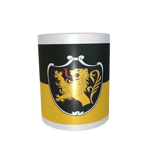 U24 Tasse Kaffeebecher Mug Cup Flagge Bad Tölz