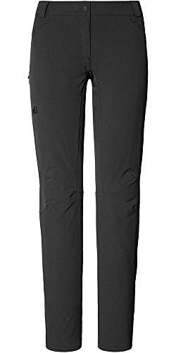 MILLET Damen Hose Trekker Winter Pant W, Black - Noir, 34, MIV8575