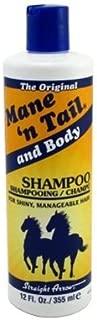 Straight Arrow Mane 'N Tail Shampoo 12oz (3 Pack)