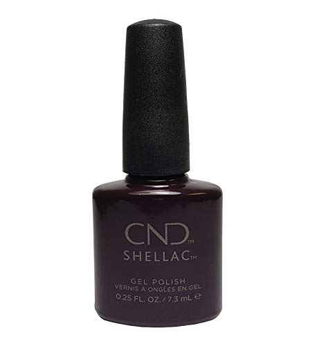 CND Shellac Power Polish – Collection Folklore moderne – Plum Paisley – 7,3 ml
