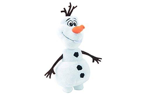 Simba 6315873197 - Disney Frozen, Olaf Schneemann, 50 cm