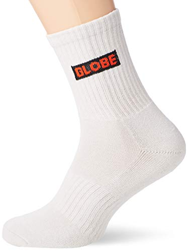 Globe HiLite Crew Sock 5 Pack – Chaussettes unisexe adulte multicolore (Assorted) - TAILLE 7/11
