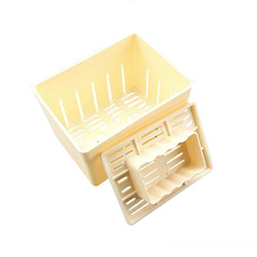 Leikance Molde para hacer prensa de tofu, molde de plástico hecho en...