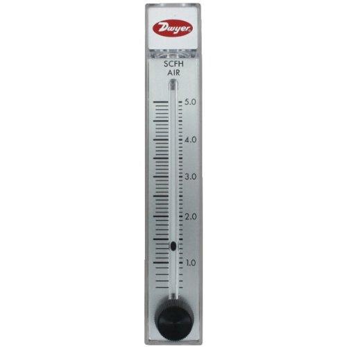 Dwyer Rate-Master Dedication Flowmeter RMB-50-SSV 3% SCFH Acc 1-10 air Cheap super special price