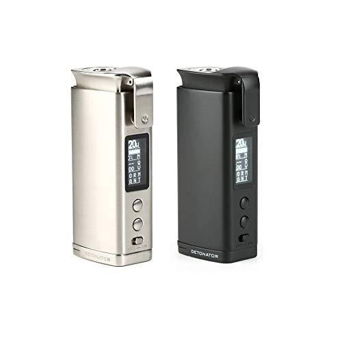 120W Squid Industries Detonator TC Box Mod Power by Single 21700/20700 Battery E Cigarette No...