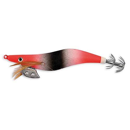 Lineaeffe Oita Red Head Squid Jig 2.5# Sunset