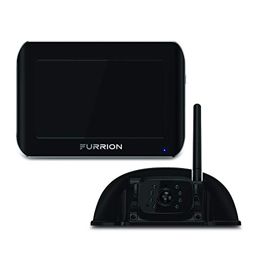 "Furrion FOS43TASF 4.3"" Vision S Wireless Vehicle Observation System: 4.3-inch Monitor and 1 Rear Sharkfin Camera"