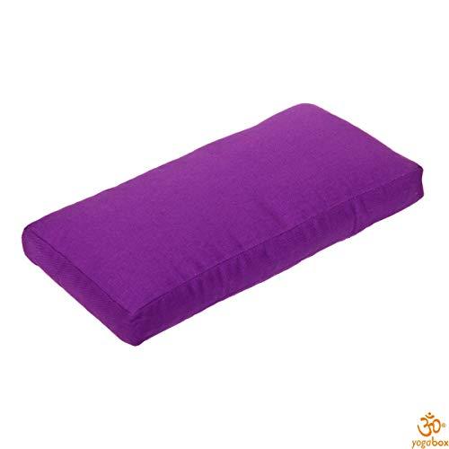 Yogabox TriYoga Bolster Basic, lila