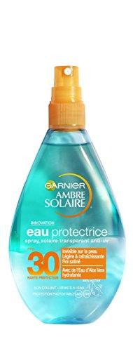 Garnier Ambre Solaire Sonnenschutzwasser, LSF 30, 150 ml