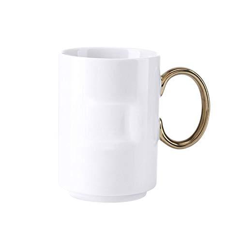 Hong Yi Fei-Shop Tazas de Espresso Creativa nórdica Estilo Taza de cerámica Copa Oficina Copa Continental Inglaterra la Tarde Taza de té de la Taza de café Taza de Porcelana