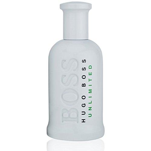 Perfume para Hombre HUGO BOSS Bottled Unlimited POUR Homme 200 ML EDT 6,7 OZ 200ML FOR Man Eau DE Toilette Spray Original