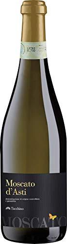 Tacchino Moscato d'Asti Weißwein italienischer Wein Süß DOCG Italien (3 Flaschen)