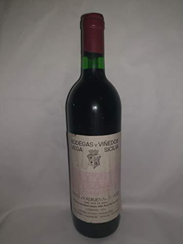 Vega Sicilia Tinto Valbuena 5º Año 1975