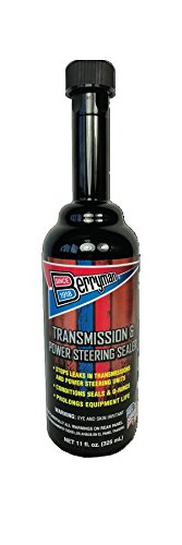 Berryman Products 0712 Transmission and Power Steering Sealer with Easy Pour-in Long-Neck Bottle, 11 Ounce, (Single Unit)