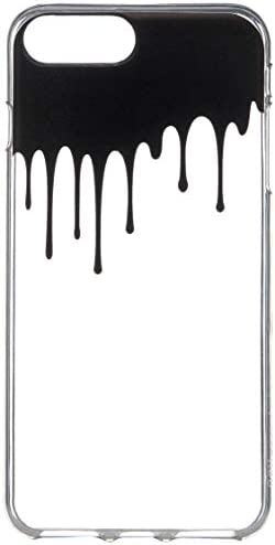 OTM Essentials Cell Phone Case for iPhone 7 6 6S Plus Black Drip product image