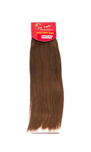 45,7 cm Premium indien Ange 100% Remy Extension de cheveux humains tissage 113 g # s3 (# 30)