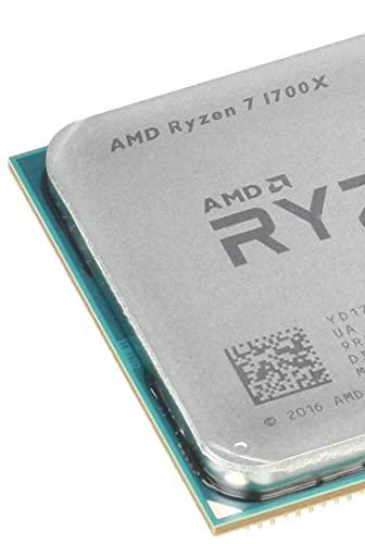 AMD YD170XBCAEWOF Ryzen 7 1700X Processor