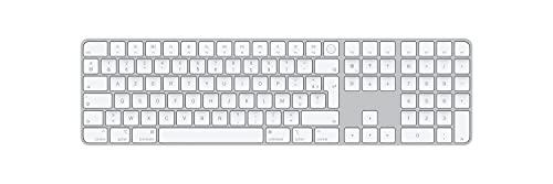 Magic Keyboard avecTouchID etpavénumérique pourLesMac avec PuceApple- Français