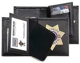 sheriff badge wallet