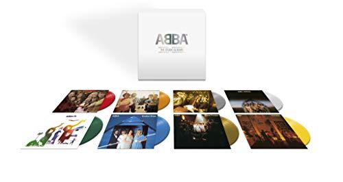 Studio Albums [Coffret Deluxe 8LP]