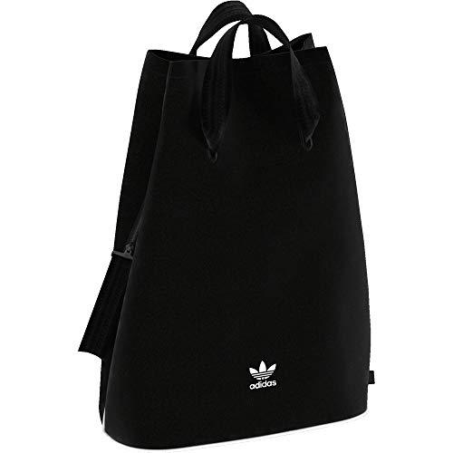 adidas SEASACK, Mochila para Mujer, Negro (Negro), 24x15x45 cm (W x H x L)