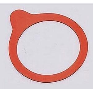 WECK Einkoch-Gummiringe 54 x 67 mm, 10er Beutel Farbe: rot 10 Stück